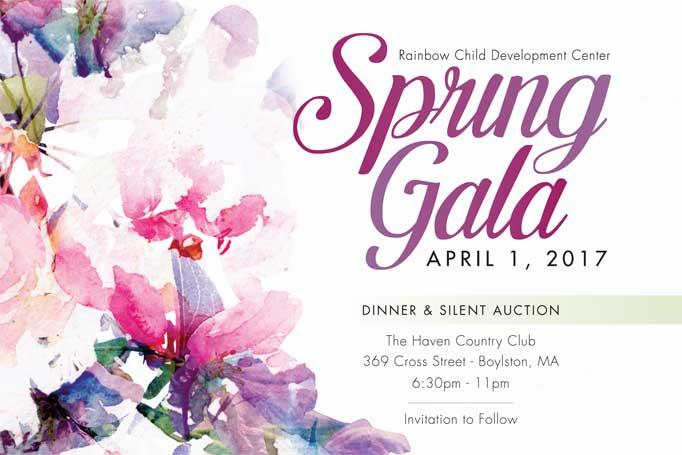 2017 Rainbow Spring Gala