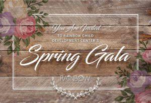 Rainbow Spring 2018 Gala